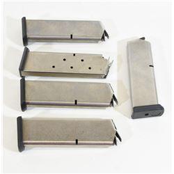 5 Ruger P345 Handgun Magazines