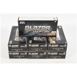 298 Rounds of Blazer 45ACP 230gr FMJ