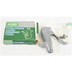 RCBS Posi-Prime Hand Priming Tool