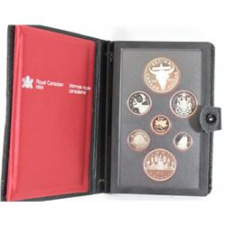 1982 Canadian Mint Proof Set