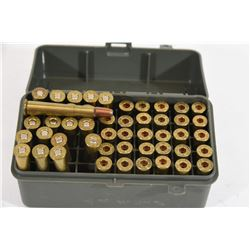 21 Rounds of 32-40 Reloaded Ammo