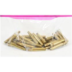 30 Pieces of 270 Winchester Brass