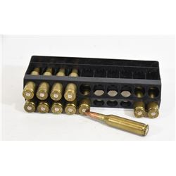 12 Rounds of 243 Win Ammunition