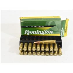 20 Rounds of Remington 308 Win 180gr Ammunition