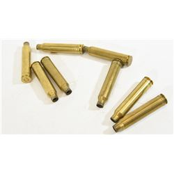 8 Pieces of 300 Win Mag Brass
