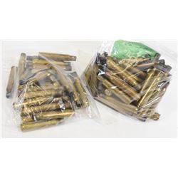 80 Pieces of 30-06 Springfield Brass
