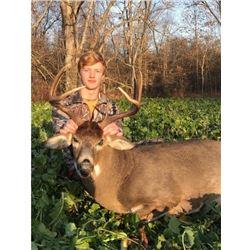 Illinois Youth Archery Whitetail Hunt