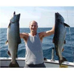 Michigan Salmon or Walleye Fishing Trip