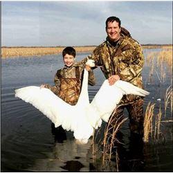 North Carolina Tundra Swan Hunt