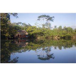 Belize Jungle Fishing Lodge Adventure