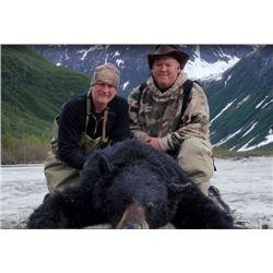 Alaska Black Bear Hunt