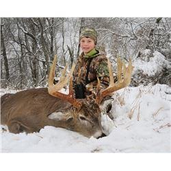Michigan Whitetail Hunt