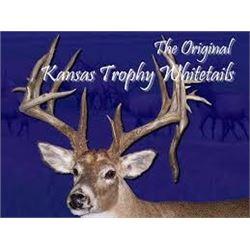 Kansas Youth Management Whitetail Hunt