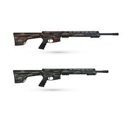 Winning bidder's choice of any ONE (1) AR Hunting Rifle shown on www.brentonusa.com