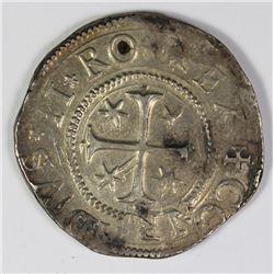 1625 ITALIAN STATES GENOA SCUDO
