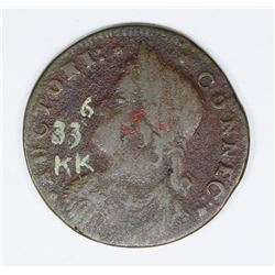 MUSEUM INKED 1787 CONN. CENT