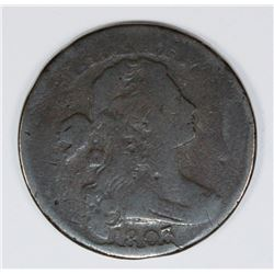 1803 LARGE CENT S263 LATE DIE STATE