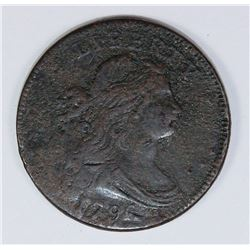 1796 SHELDON 115 XF DETAILS RARITY 5