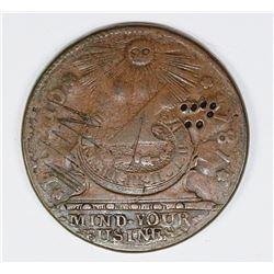 1787 FUGIO CENT KESSLER 22M