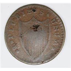 1787 NEW JERSEY 56N STRUCK OVER CT.