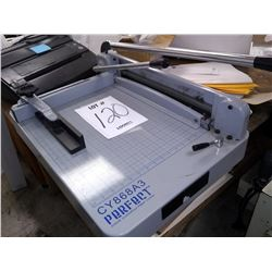 PERFECT CY868A3 STACK GUILLOTINE PAPER CUTTER