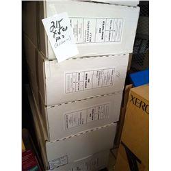 """36"""" X 500"""" BOND TAPED ENGINEERING ROLLS, 20 LB #8836501 / APPROX. $115 PER CS NEW"""