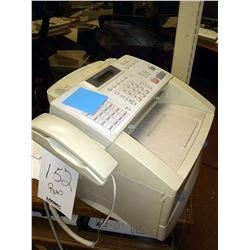BROTHER INTELLIFAX 4100E LASER FAX/COPIER, RUNS / APPROX. $400.00 NEW
