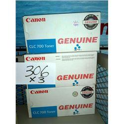 CANON CLC-700 Toner Cartridge - CYAN