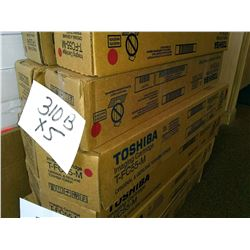 TOSHIBA MAGENTA IMAGING CARTRIDGE T-FC55-M / APPROX. $140.00 NEW
