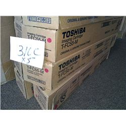 TOSHIBA MAGENTA IMAGING CARTRIDGE T-FC55-M / APPROX. $140.00 NEW