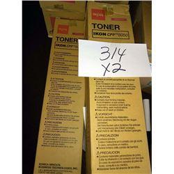 IKON CPP8050 MAGENTA TONER / APPROX. $80.00 NEW