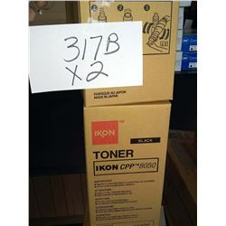 IKON CPP8050 BLACK TONER / APPROX. $50.00 NEW