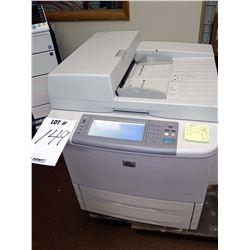 HP COLOR LASERJET M9050 MFP MULTI-FUNCTION PRINTER / COST $3,500.00 NEW