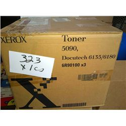 XEROX BLACK TONER 6R90100  / APPROX. $80.00 NEW