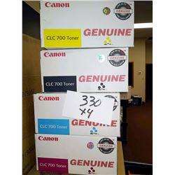 CANON GENUINE CLC 700 TONER / APPROX. $30.00