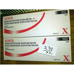 XEROX 13R557 DOCUCOLOR COPY/PRINT CARTRIDGE (BLACK) / COST APPROX. $215.00 NEW