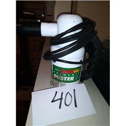 DATAVAC ELECTRIC DUSTER / APPROX. $80.00 NEW