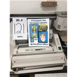 Fastbind Secura Office Line Binder / Approx. $3,500.00 New