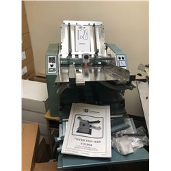 Baumfolder 714 Friction Feed Folder (Ultrafold)