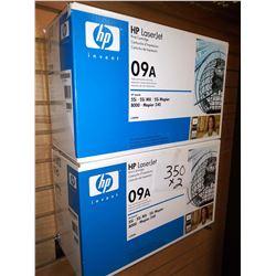 HP LASERJET PRINT CARTRIDGE 09A (C3909A) / APPROX. $200.00