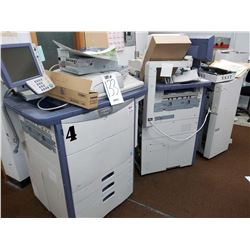 Toshiba Estudio 6530c w/ Image Controller & Finisher / MSRP $30,999 (base system)