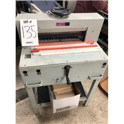 Triumph Paper Cutter 37393