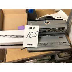 Wiremac 31 Wire binder w/ excess wire stock