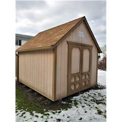 Custom Wood Barn / Shed