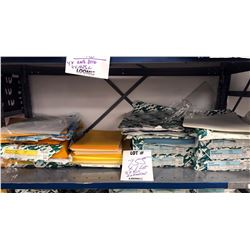 ASSORTED PAPER LOT, 8 FULL REAMS, 2 PARTIAL