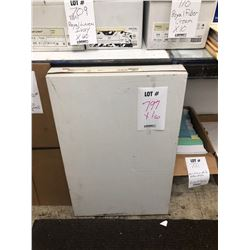 GILCREST 24# WRITING 35 X 23, CREAM, 1000 SHEETS, 1 BOX / APPROX. $300.00