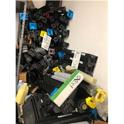 APPROX. 150 USED TONER CARTRIDGES