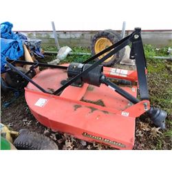 LAND PRIDE LIKE NEW ROTARY BRUSH CUTTER / PAID $14000 NEW