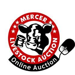 A Mercer Livestock Online Auction