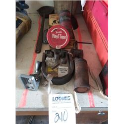 ANTIQUE/VINTAGE TOOL & WWll CANTEEN